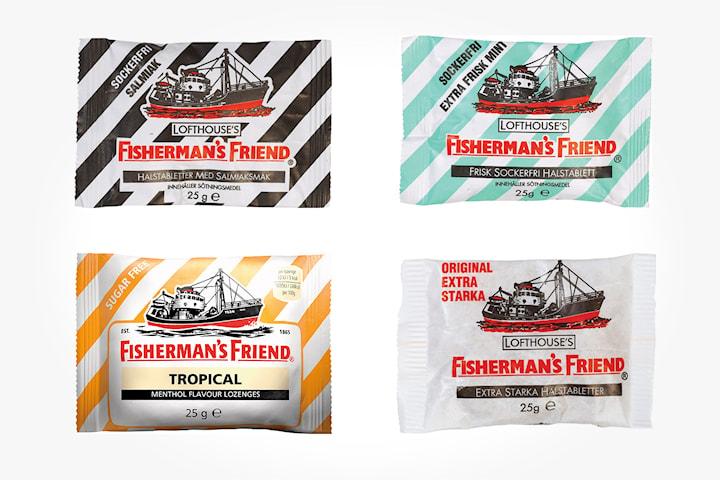 24-pack Fisherman's Friend