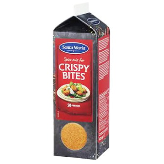 Crispy Bites, Crispy Bites, , Santa Maria Spice Mix