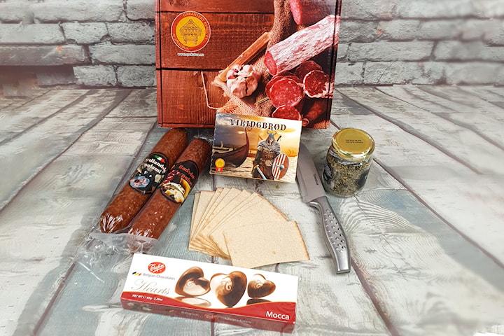 Spekepakker med deilig innhold fra Spekebua! Variert utvalg av norskprodusert spekemat med høy kvalitet
