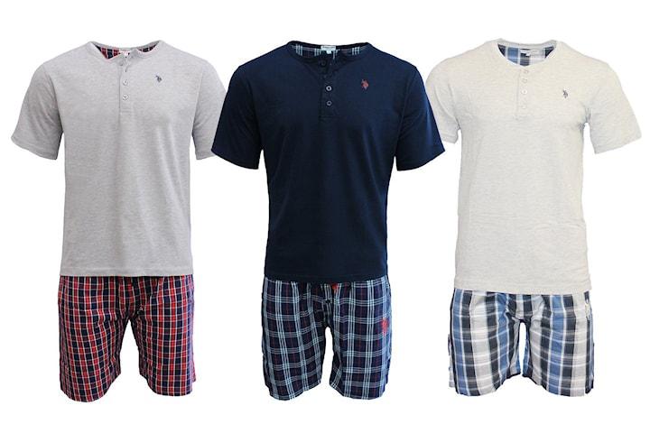 Mjuk pyjamas från US Polo