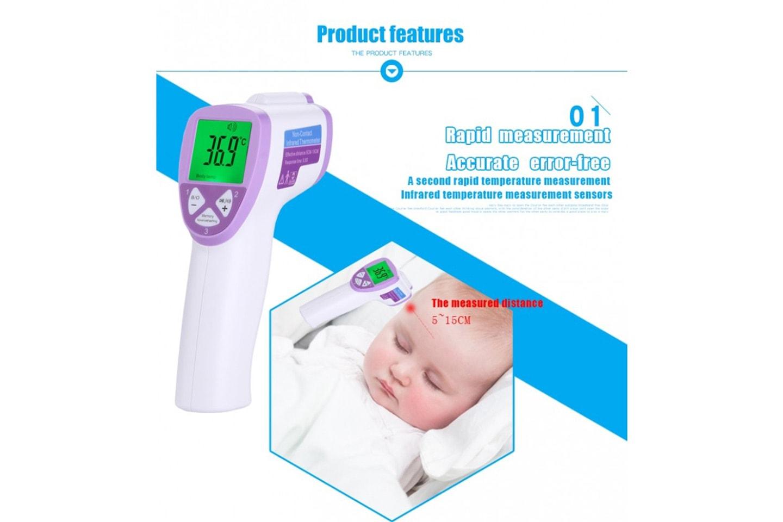Kontaktløst digitalt termometer