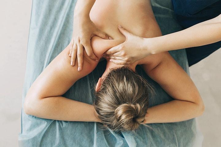 Avslappnande massage i Haga