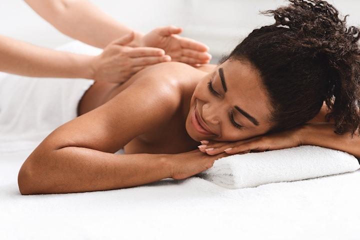 Massage, akupunktur, koppning och värmeterapi