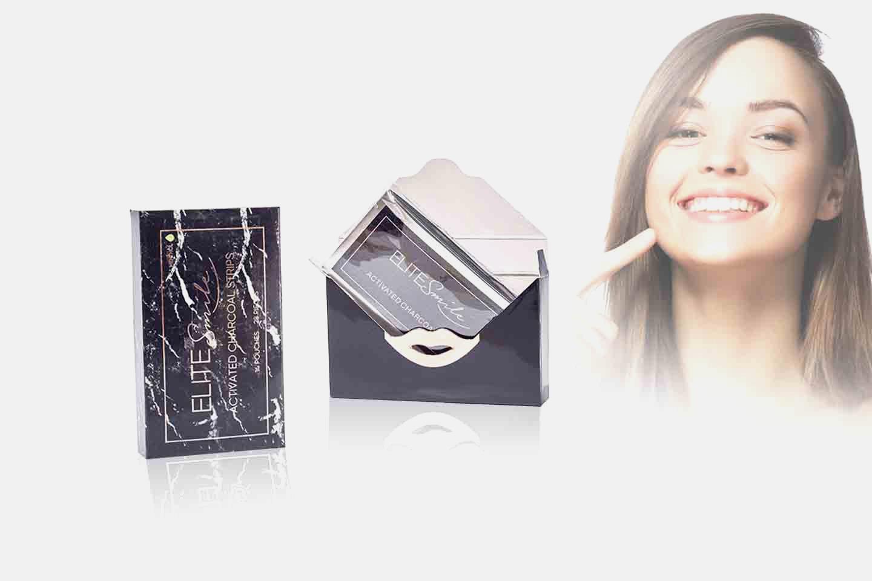Tannbleking med Activated Charcoal Strips 28-pack (1 av 1)