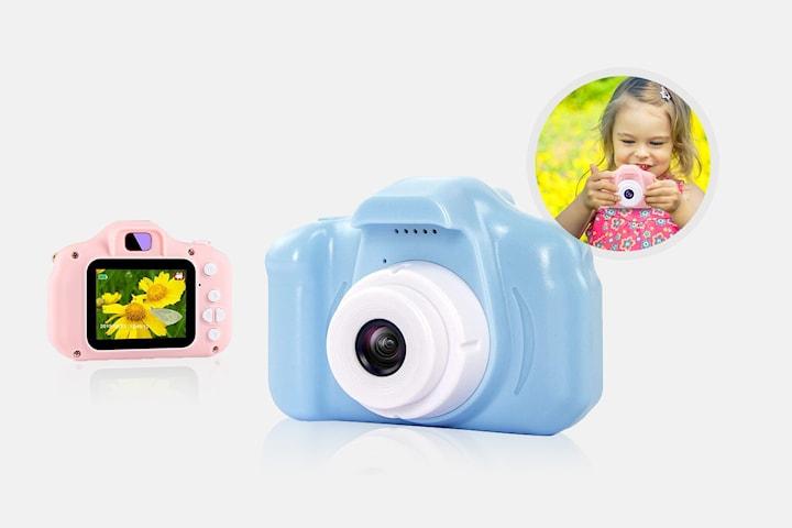 Creative Kids Camera 1080P digitalkamera