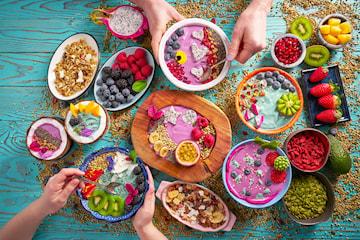 Klippkort på 3-10 måltider hos nyöppnade Supermeal