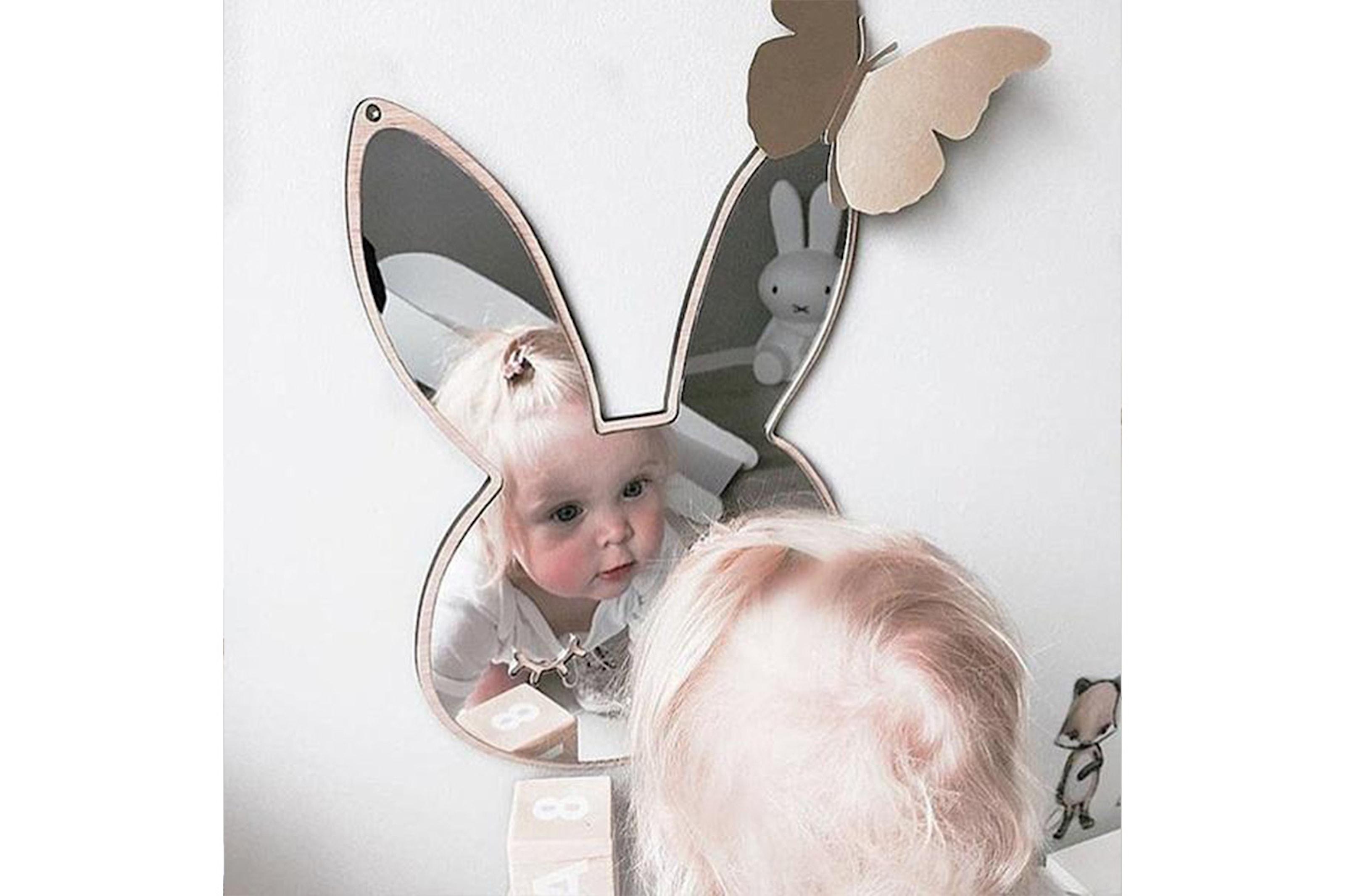 Supersøte speil