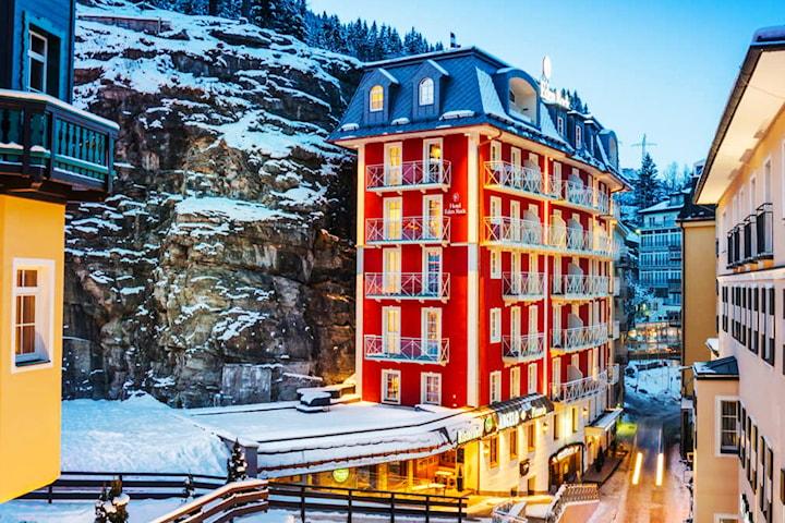 Landvetter: Paketresa till Bad Gastein inkl. flyg, julbord och boende