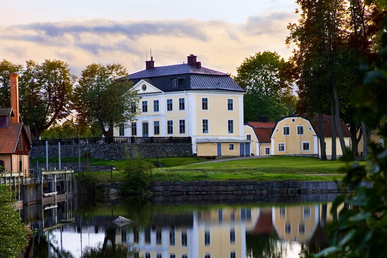 Fredagsmys med övernattning för 2 på Schenströmska Herrgården (1 av 12)