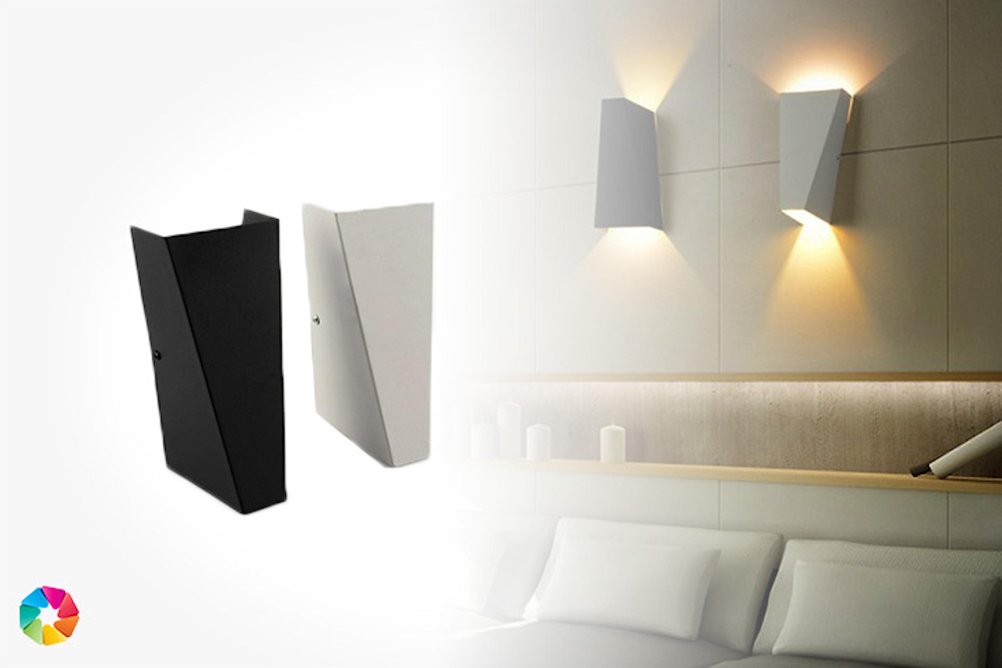 LED-lampa i modern design