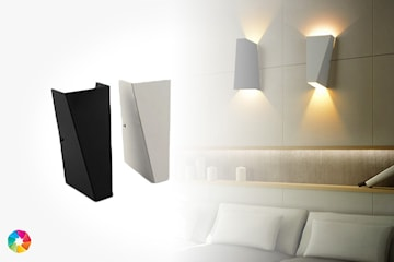 LED-lampa i modern design