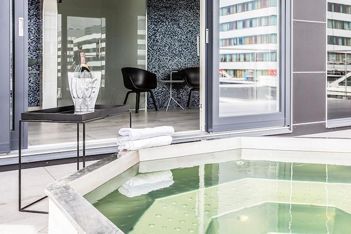 Stockholm för 2, övernattning på Connect Hotel Kista