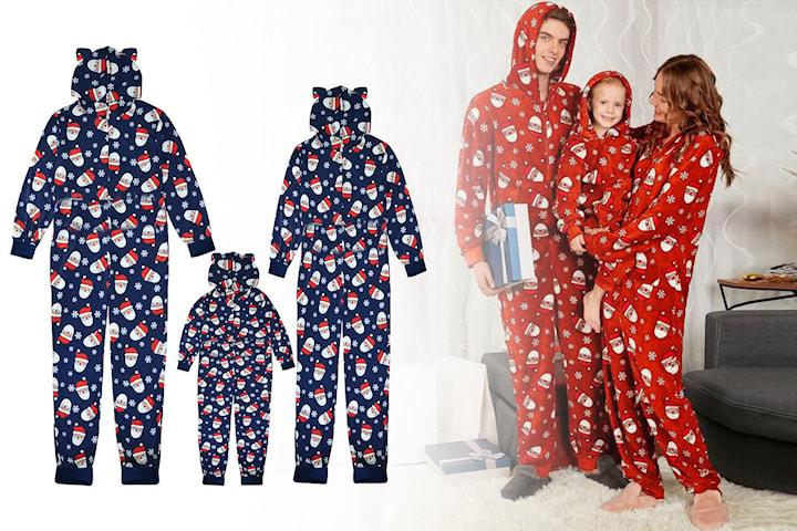 Jumpsuit för hela familjen