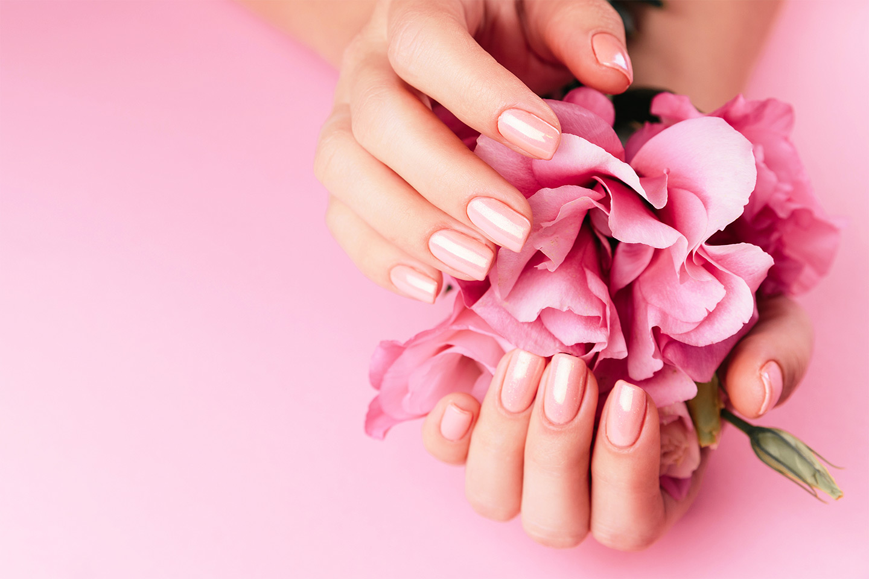 Shellac med manikyr hos Beauty Solution by Victoria (1 av 1)