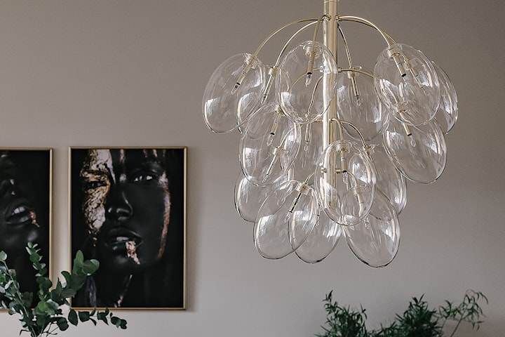 Globen Lighting Drops taklampa