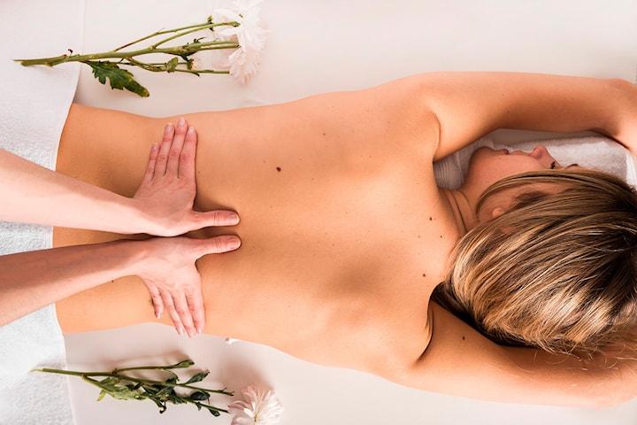 Klassisk massasje hos Comfort Massasje ved Stølen
