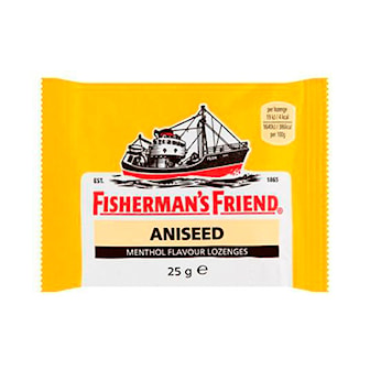 Aniseed, Fisherman´s Friend 24-pack, 6 different tastes, ANISEED, ,
