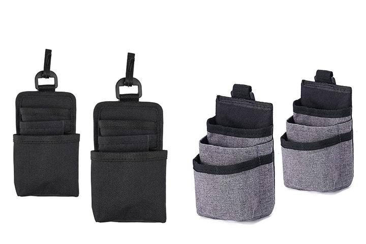 Mobilhållare för bilens instrumentpanel 2-pack