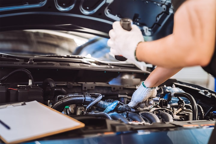Eu-kontroll til 499 kr hos Alfa Bilsenter Bosch Car Service