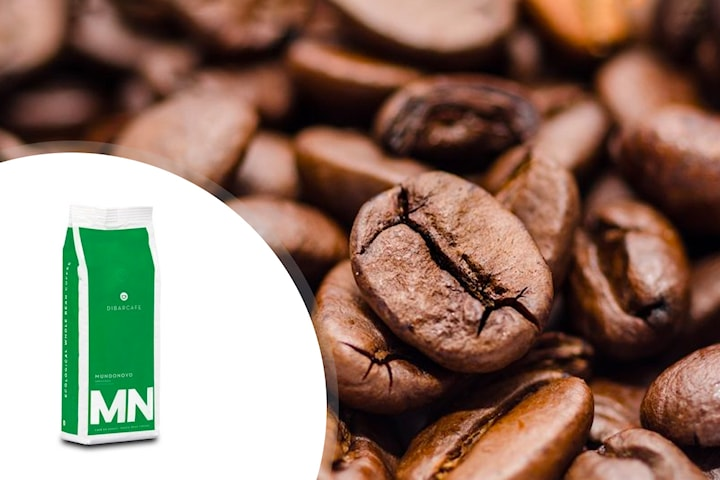 Fraktfri leverans av 1 kg ekologiskt kaffe från Kaffeexperten.se