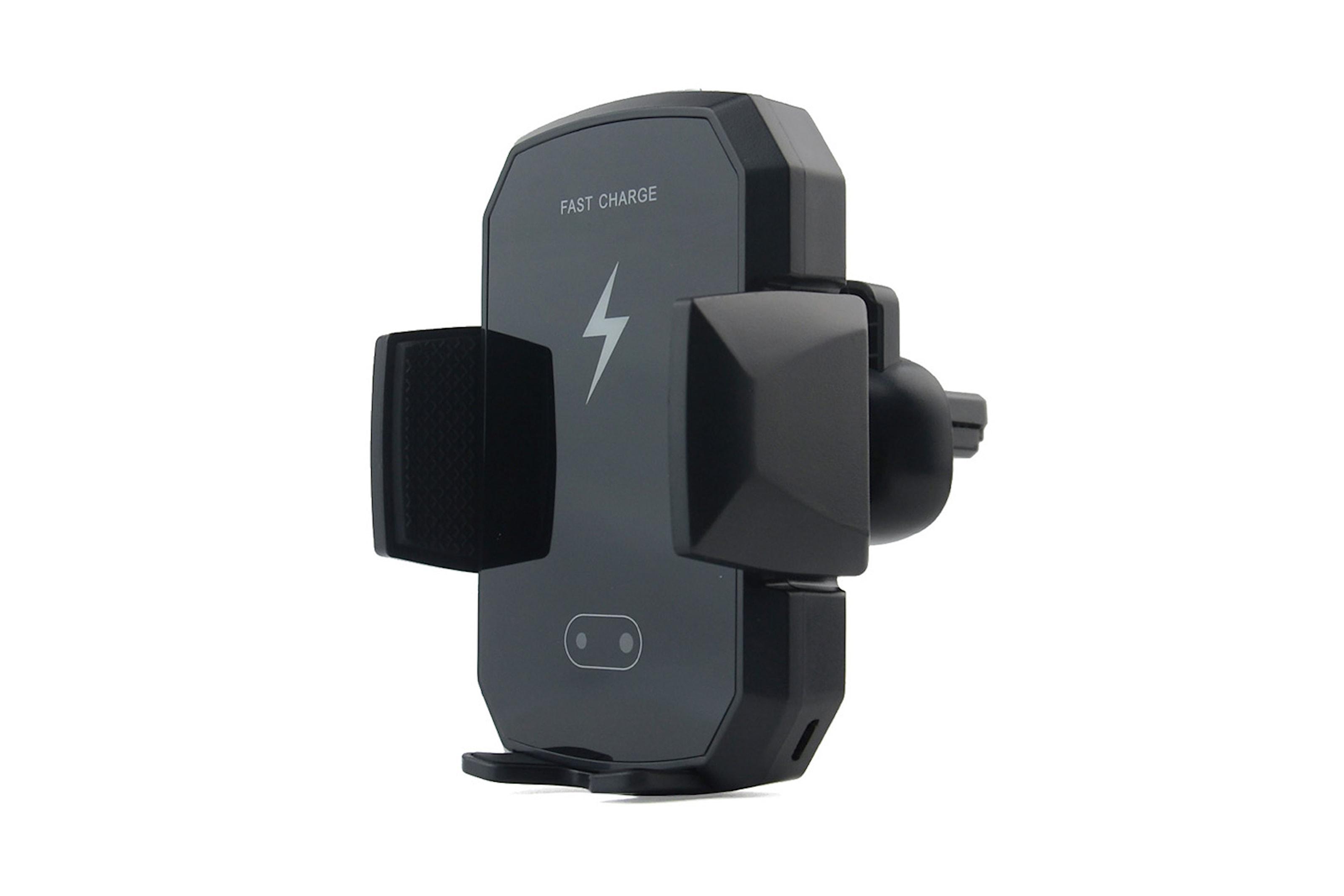 Qi-laddare med infraröd sensor