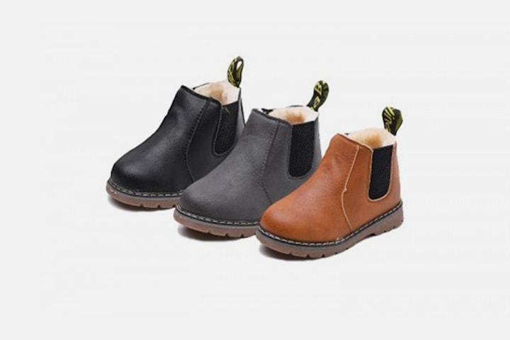 Chelsea boots til barn