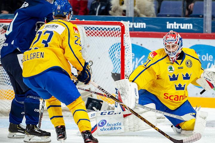 Beijer Hockey Games, Sverige - Tjeckien