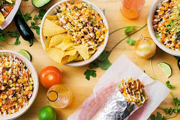 Valfri burrito, bowl eller nachotallrik på The Good Gringo