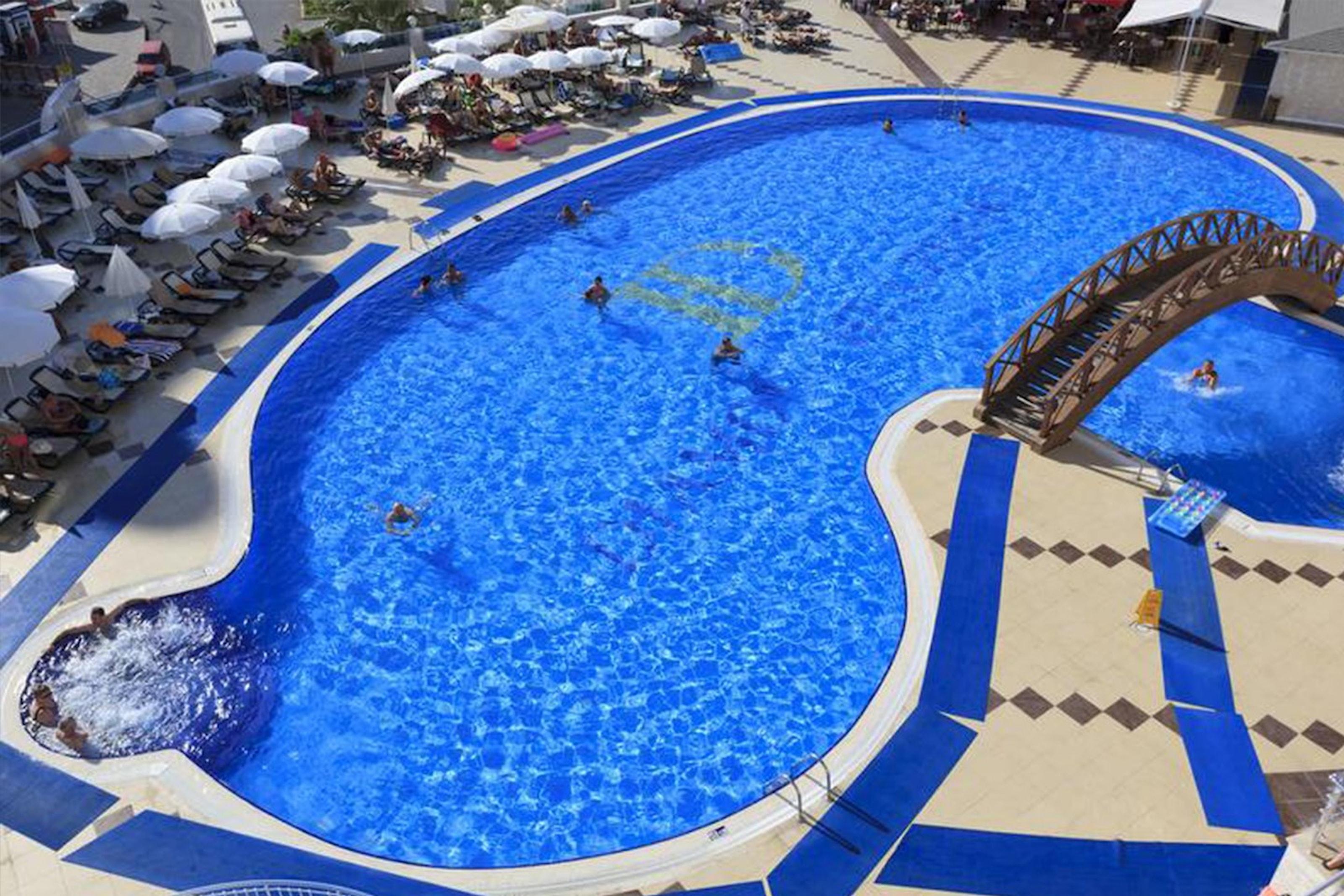 Alanya: all inclusive Diamond Hill Resort 4*