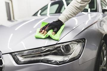 """Biltvätt """"Gör det själv"""", 5 tillfällen i månaden"""