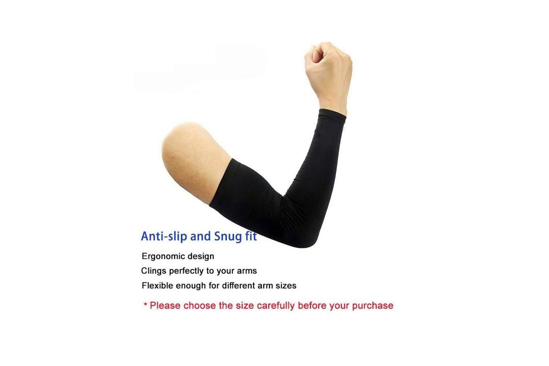 Sleeve med kompresjon og UV beskyttelse