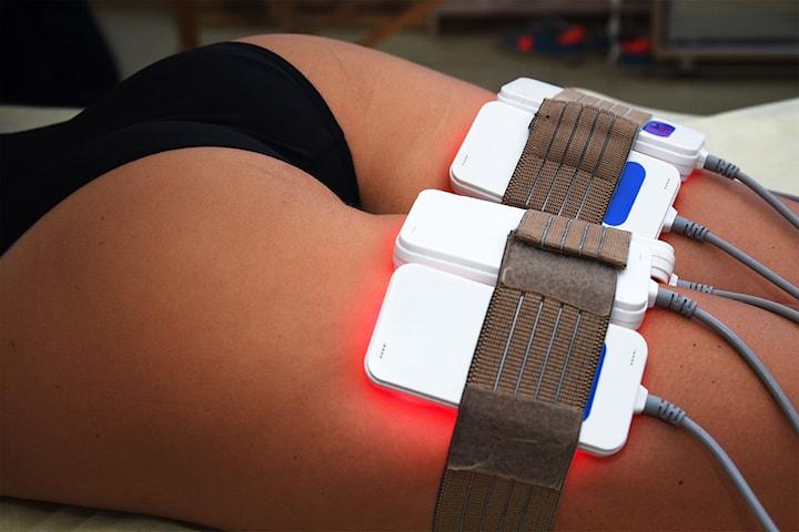 Bli kvitt uønsket fett med Lipo Laser hos Viken Kroppsterapi