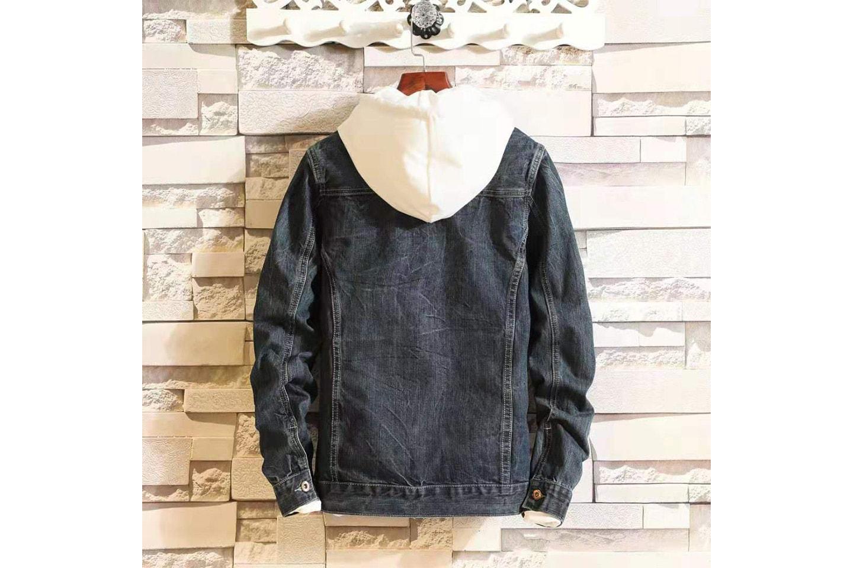 Jeansjakke til herre