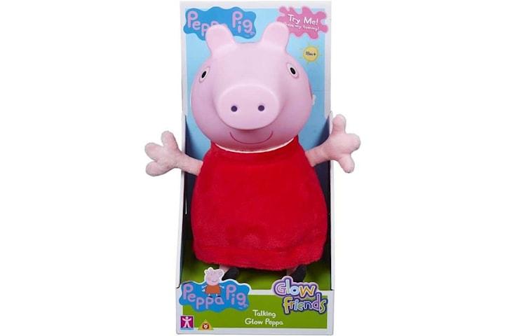 Greta Gris / Peppa Pig - Talande Docka