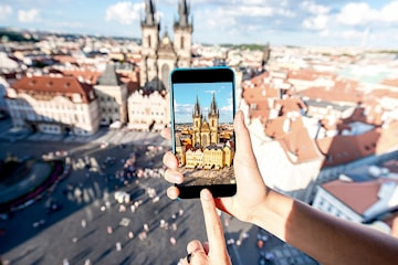 Onlinekurs i smartphone-fotografering