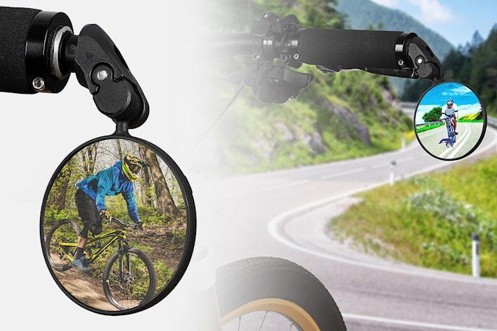 Backspegel till cykel