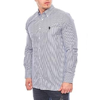 Rutete, L, US Polo Shirts, Skjorte fra US Polo, ,