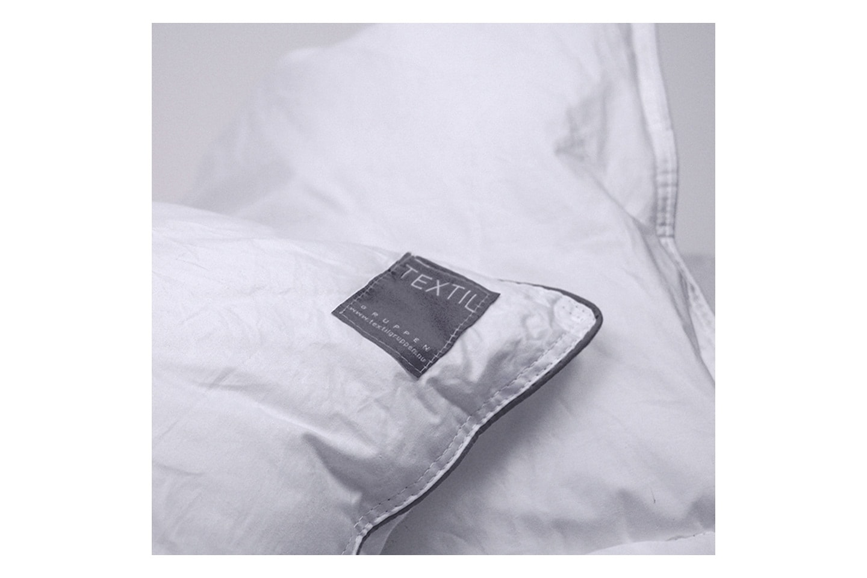 Textilgruppen hotelltäcke och hotellkudde