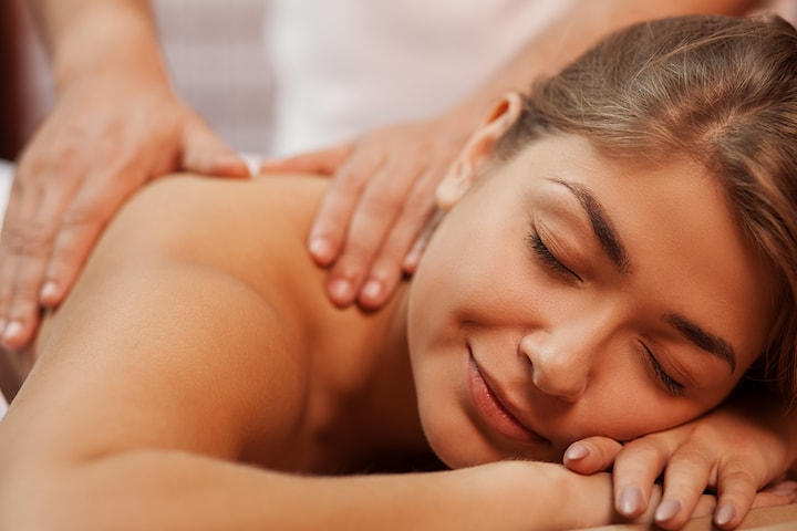 Helkroppsmassage 60 minuter