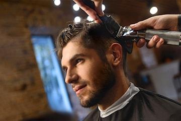 Herreklipp og full overhaul hos Hair Masters på Sagene