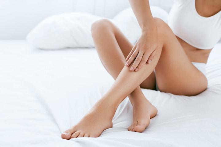 4 st. behandlingar hårborttagning