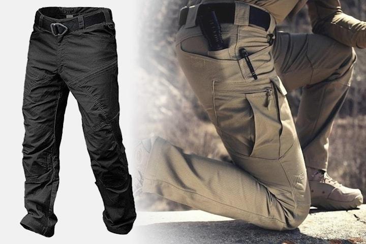 Taktiske vanntette bukser