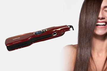 Cenocco CC-9014 ångborste för lockigt hår