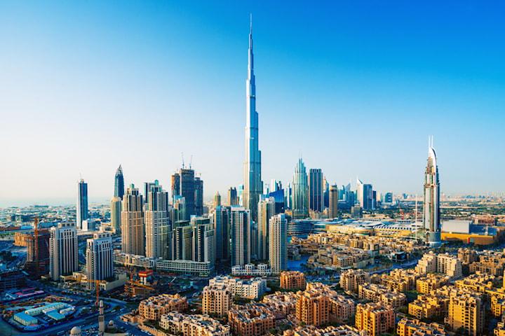 Direktflyg till Dubai inkl. 6 nätter i dubbelrum och frukost