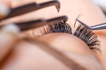 Nytt set 3D singelfransar hos Royal Laser & Beauty Clinic