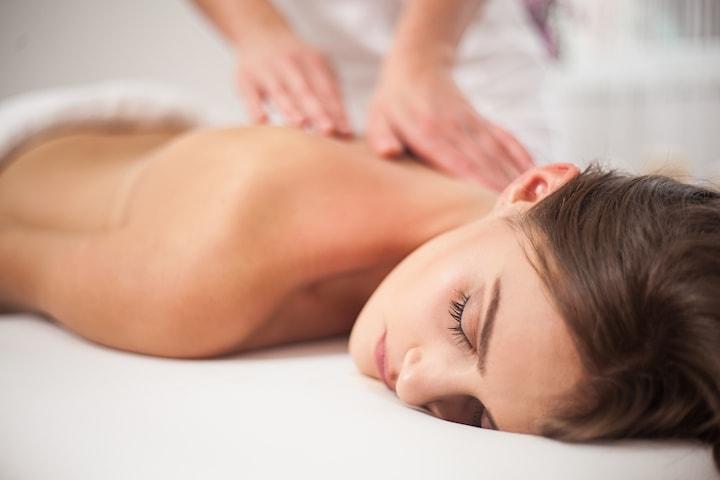 60 min kinesisk medicinsk massage