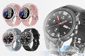 3-i-1 oximeter, smartwatch och fitness tracker