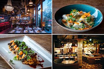 Få en herlig 8-retters meny for opp til seks personer hos BAR Social Eating