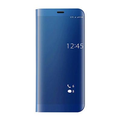 Blå, P20 Pro, Mirror Flip Case Huawei, Flip-etui til Huawei, ,  (1 av 1)