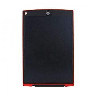Rød, Digital LCD Writing Pad, Digitalt tegnebrett, ,